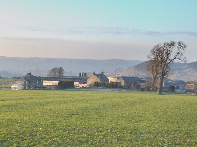 Oddo House Farm at Elton.