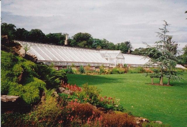 Culzean Castle Walled Garden