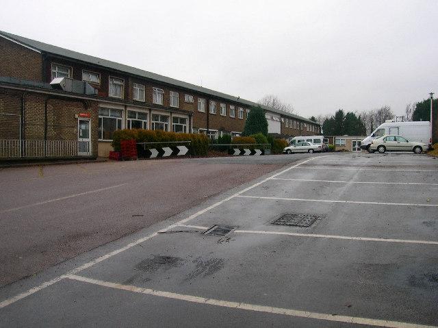 Amberstone Hospital, near Hailsham