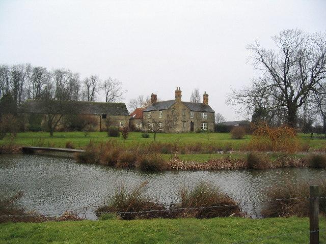 Hall Farm, Lobthorpe