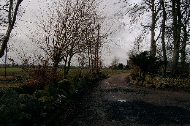 Auchrennie Farm