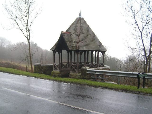 Viewing Shelter, Frant Village