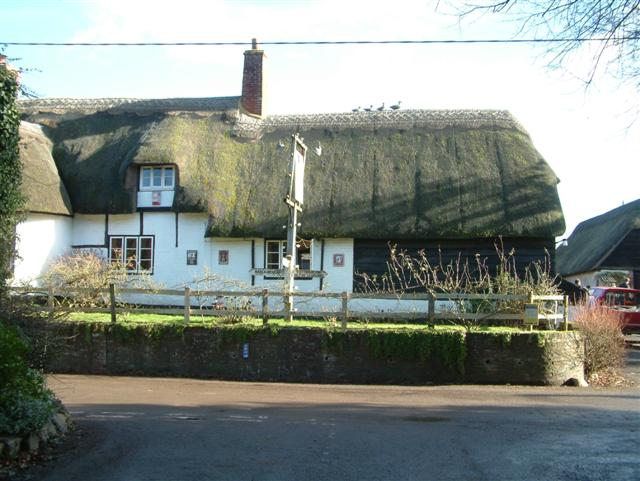 The Royal  Oak, Wootton Rivers