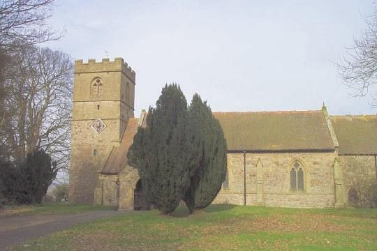 St. Mary, Stottesdon