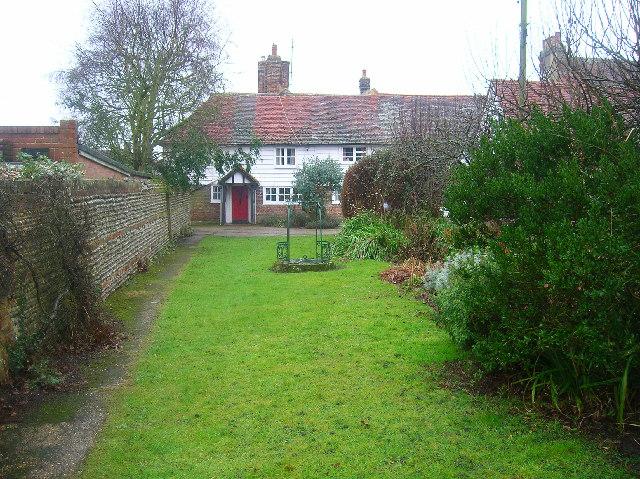 Bedlam Cottages, Herstmonceux