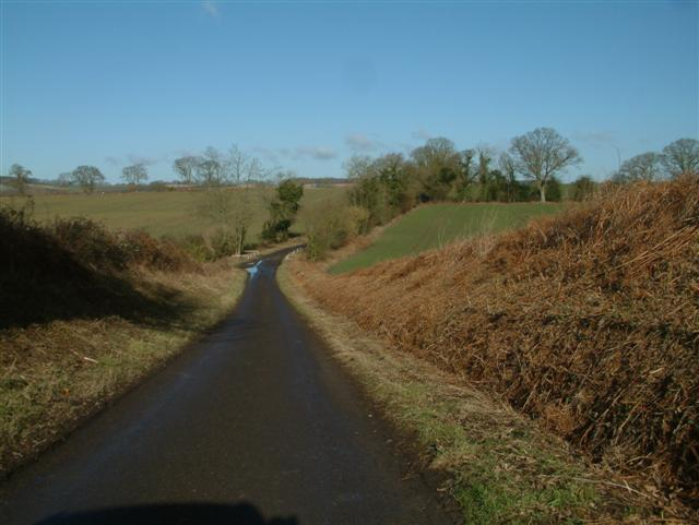 The Road to Wootton Rivers