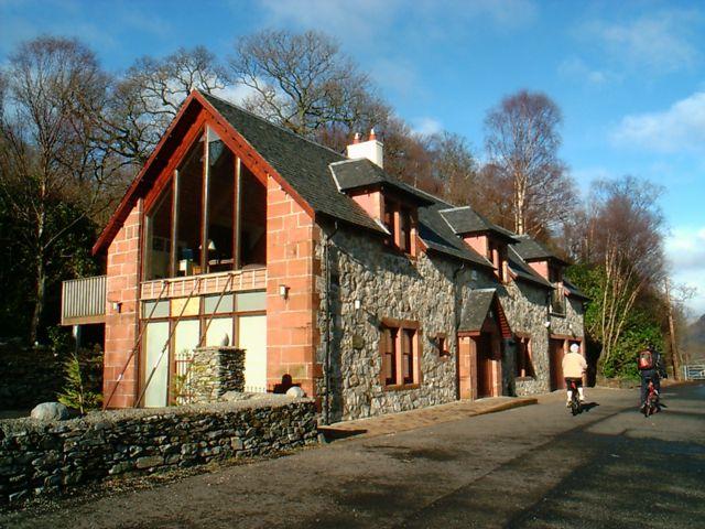 Firkin Toll Cottage, near Rhubha Dubh, Loch Lommond.