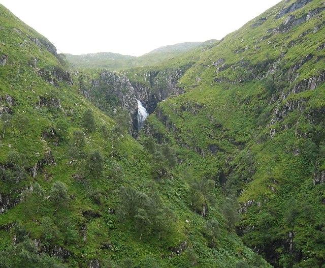 Falls of Glomach
