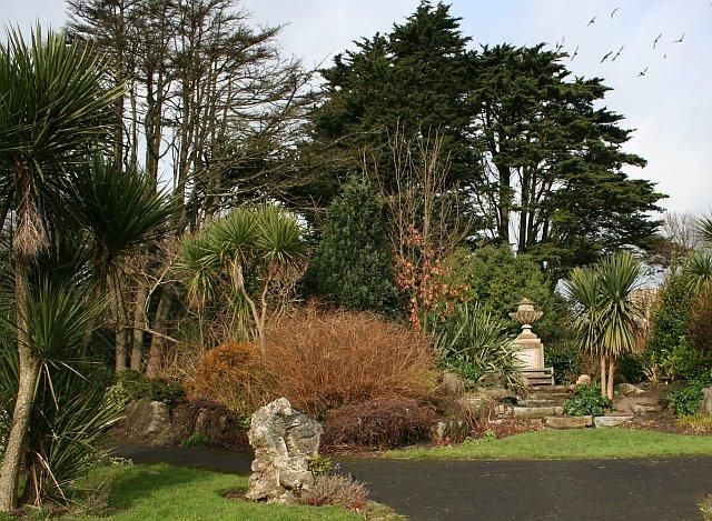 Memorial Gardens, Devonport Park