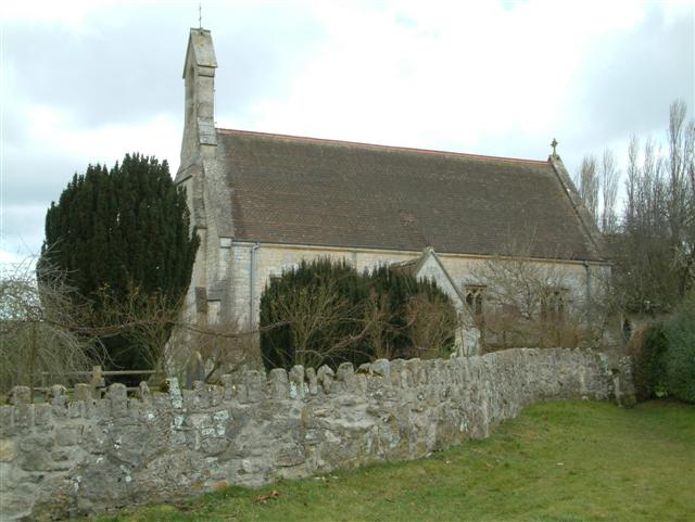 Woodborough Church
