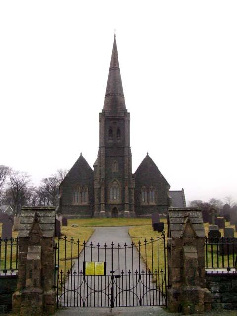 Llandinorwig Church
