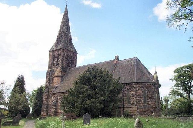 St. John, Hammerwich