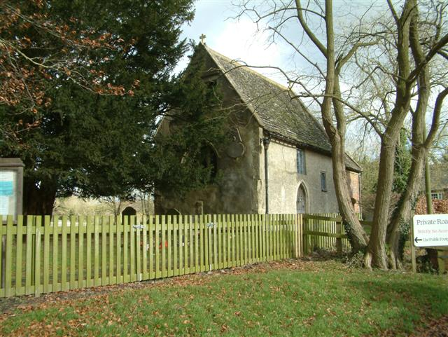 Church of St. Mary the Virgin, Alton Barnes