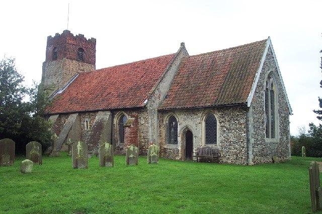 St. Mary, Farnham