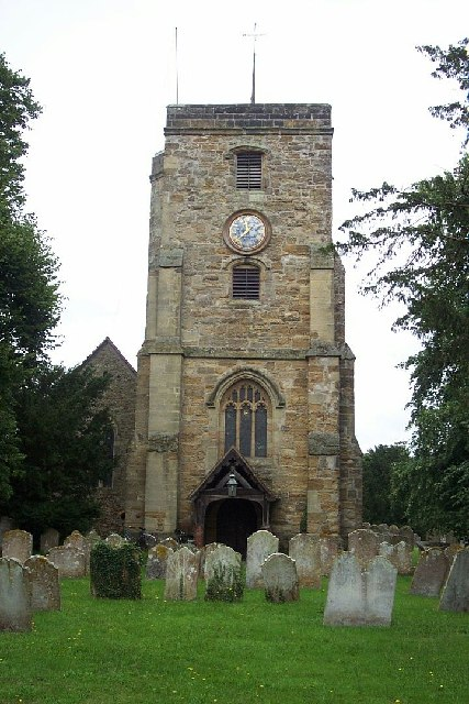 St. John the Baptist, Kirdford