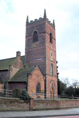 St. Bartholomew's Church, Penn