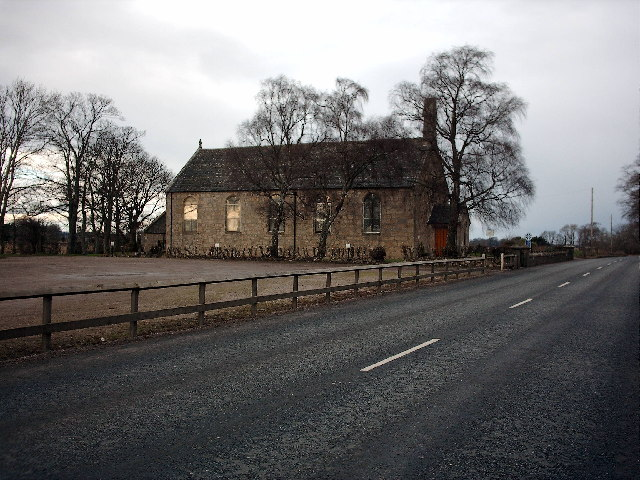 St. Andrew's-Lhanbryd and Urquhart Church.