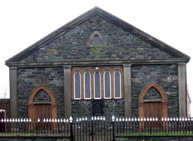 Cysegr MC Chapel