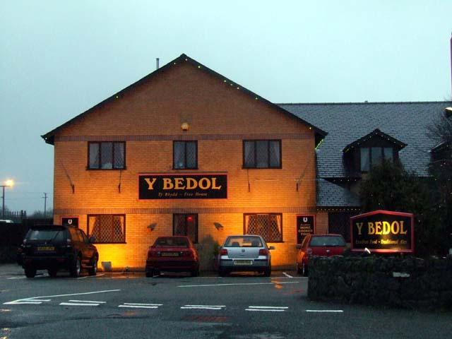 Y Bedol public house