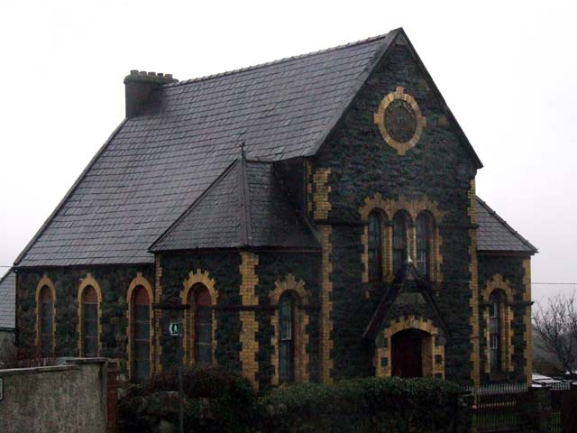 Libanys Chapel in Deiniolen