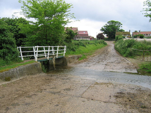 Ford near Binham