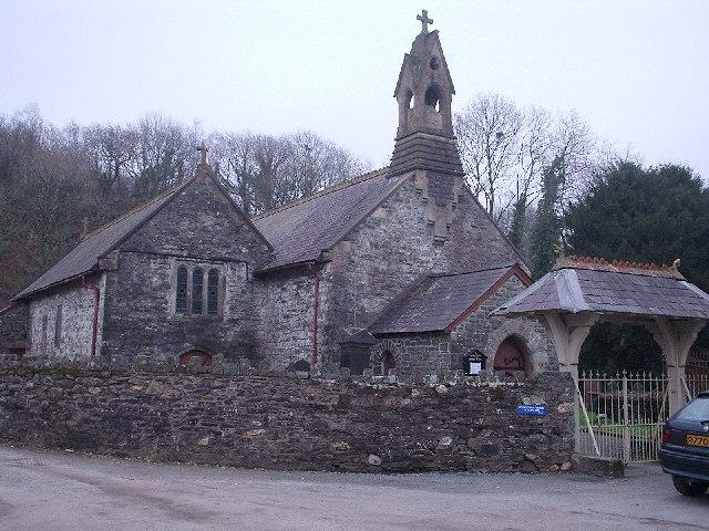 St. Cynwyl, Cynwyl Elfed