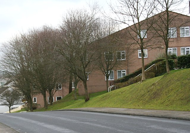 New Housing on a Northern Slope