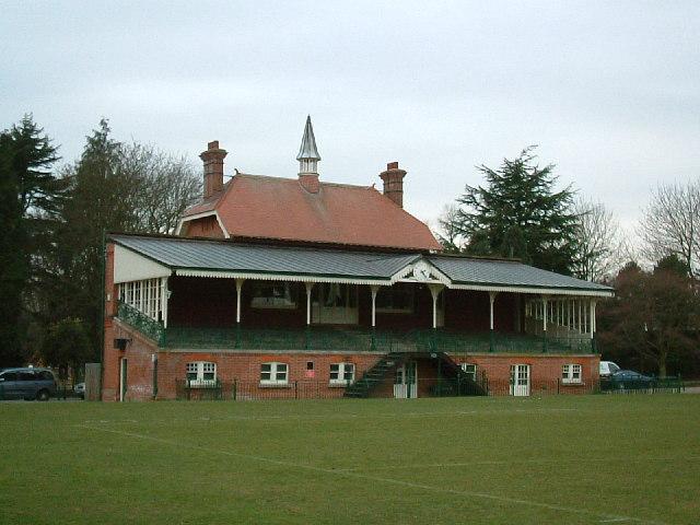 Cricket Pavilion, Clarence Park