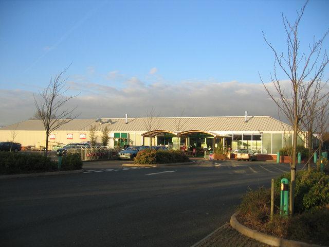 Garden Centre at Black Hill
