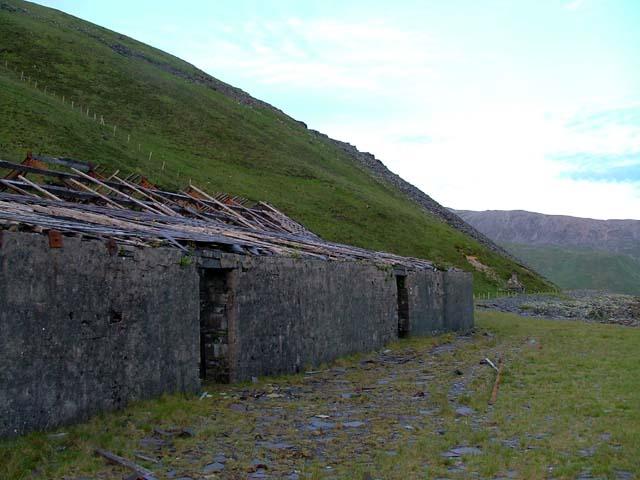 Quarry Shed