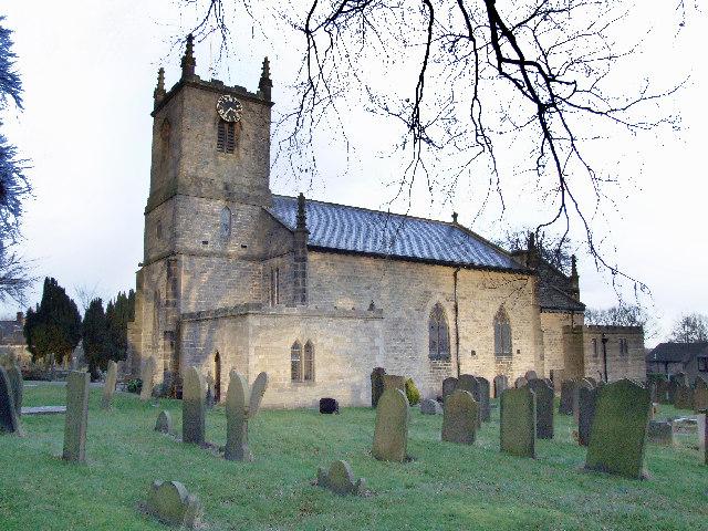 Christ church, Dore.