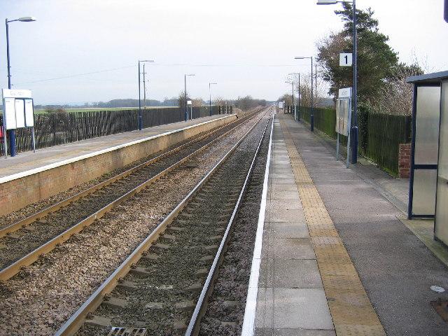 Eastrington Station