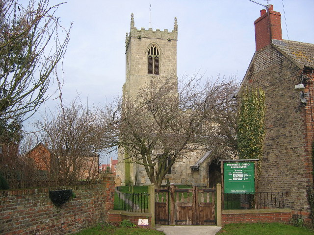 St. Michael's Church, Eastrington