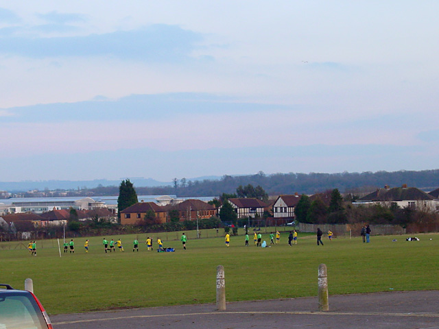 Playing Fields at Filton