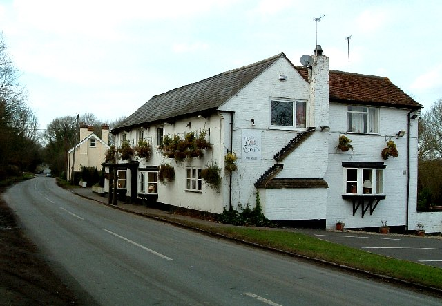 The Rose & Crown, Hawridge