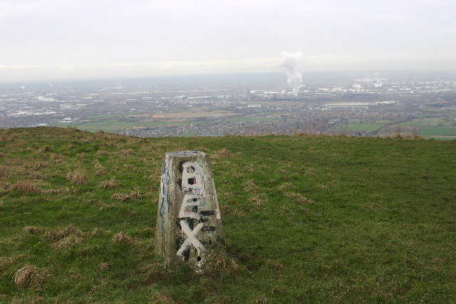 Eston Beacon trig