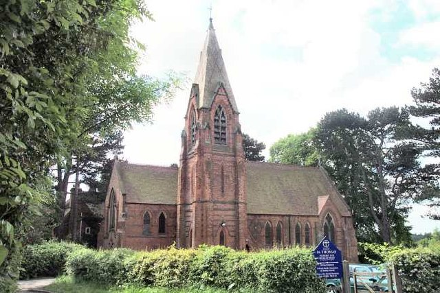 St. Thomas, Nuthurst-cum-Hockley-Heath Church