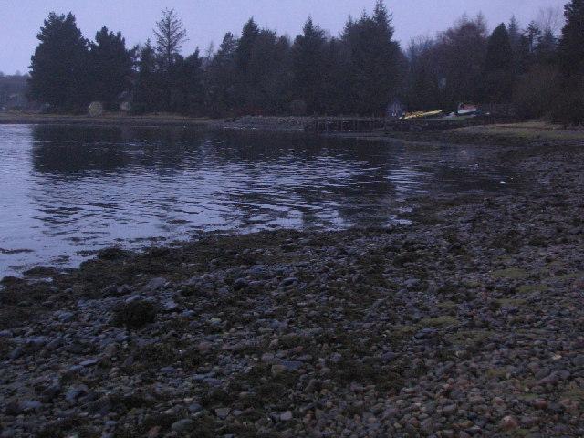 Foreshore Loch Etive