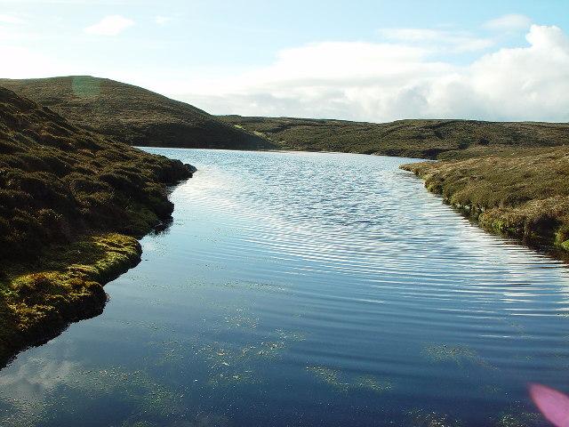 Little Water, Whalsay, Shetland