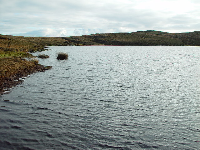 Loch of Stanefield, Whalsay
