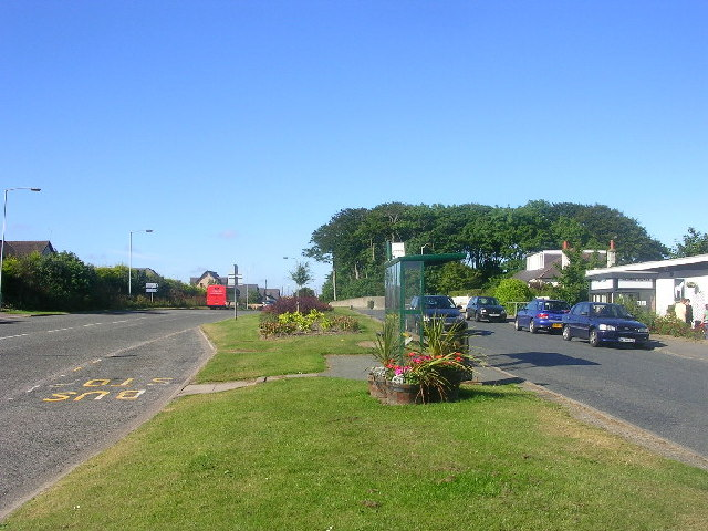 Old Road, Balmedie