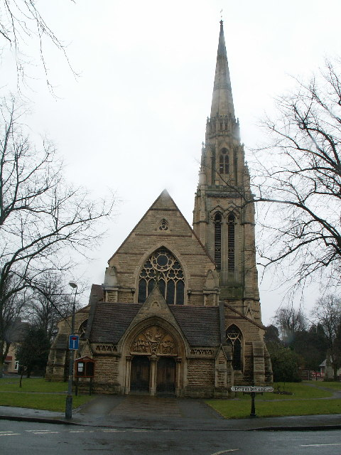 St. Augustine's Church, Edgbaston