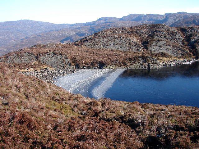 North End of Gloyw Lyn