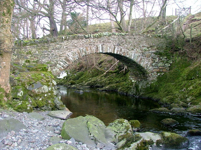 Parish Crag Bridge