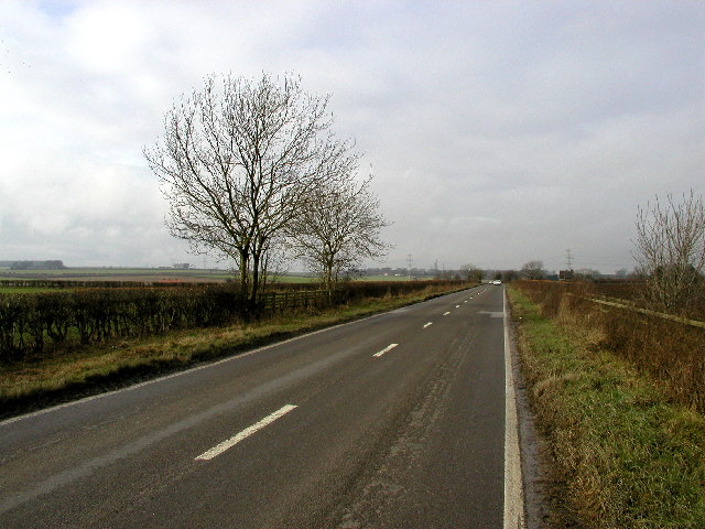 The road to Riplingham