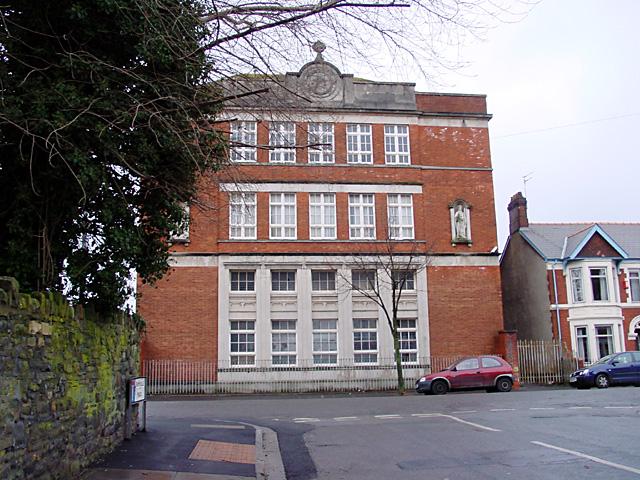 Splott University Settlement, Courteney Road