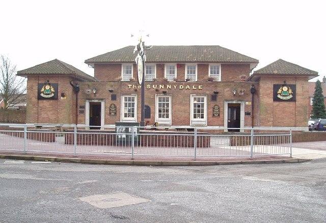 The Sunnydale Public House