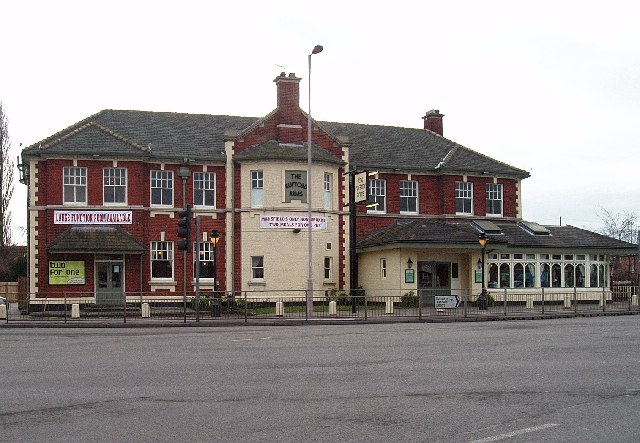 The Rufford Arms Pub, Mansfield