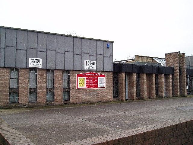 Chesterfield Rd Methodist Church, Mansfield
