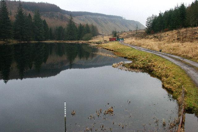 Ledcrieff Loch